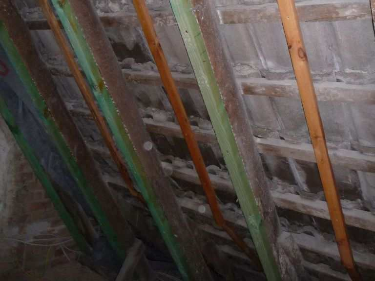 Etwas Neues genug Nachträglicher Dachausbau und nachträgliche Dachdämmung &YI_33