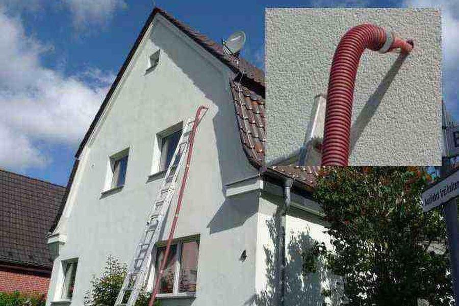 Fassadendämmung zweischaliges Mauerwerk
